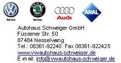 Logo: Autohaus Schweiger